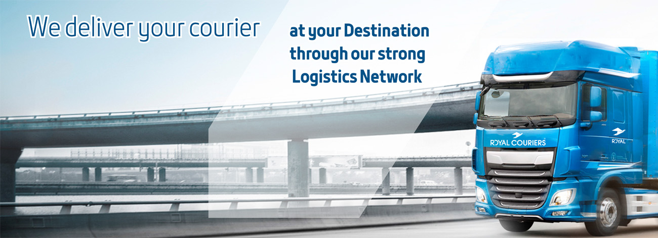 Royal Courier And Cargo Door To Door Courier And Cargo